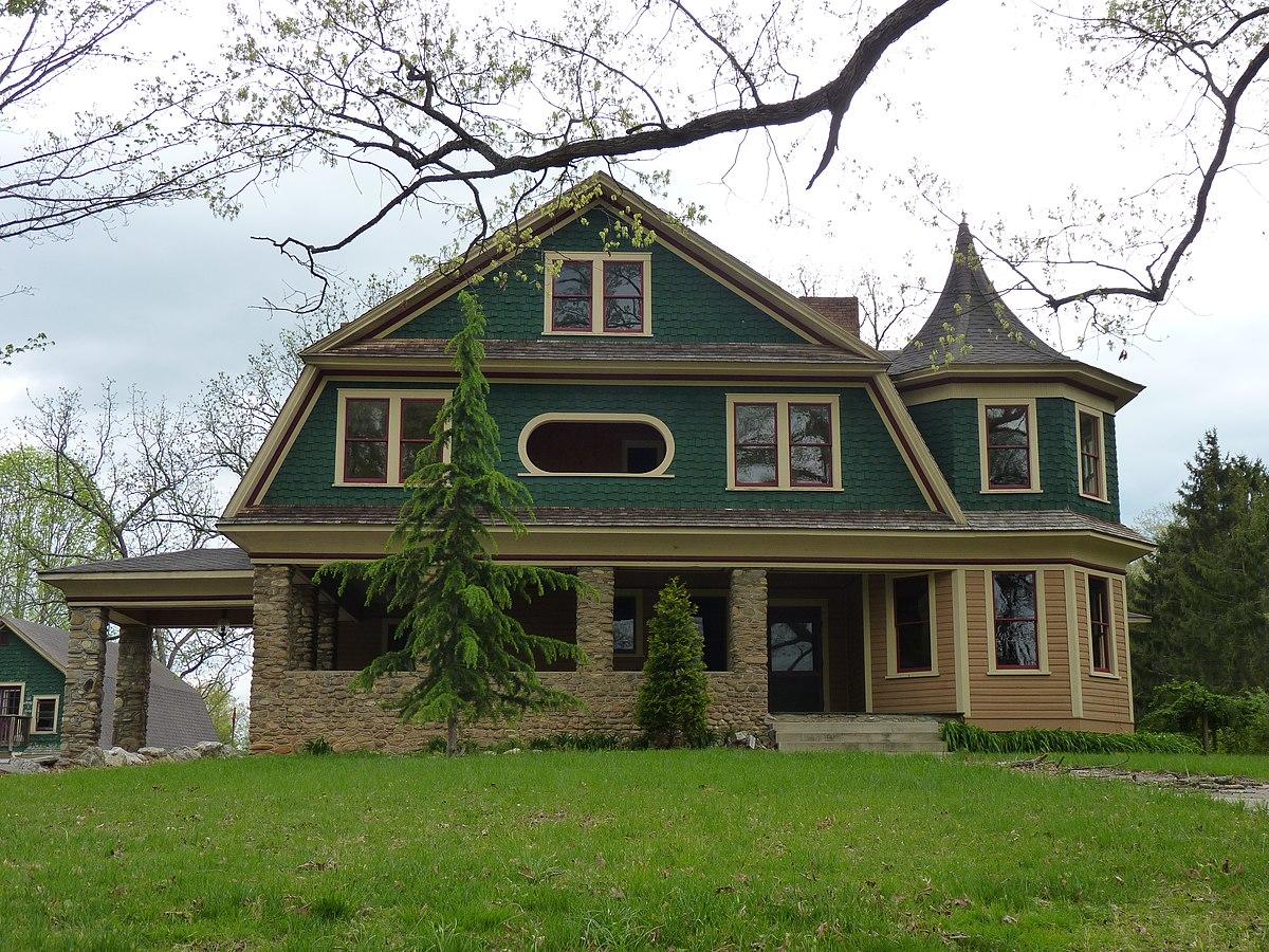 Alden and thomasene howell house wikipedia for Alden homes