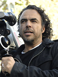 Alejandro González Iñárritu with a camera in production Cropped.jpg