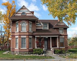 Alexander House (Salida, Colorado) - Image: Alexander House