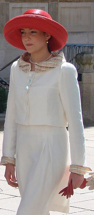 Princess Alexandra of Luxembourg - Princess Alexandra on national day, 2008