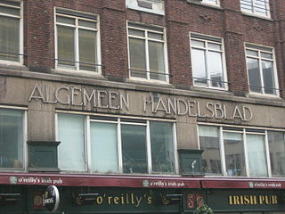 <i>Algemeen Handelsblad</i> Dutch newspaper