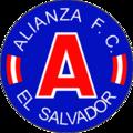 Alianza Fútbol Club El Salvador Logo.png
