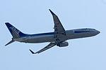 All Nippon Airways, B 737-800, JA66AN (17154933000).jpg