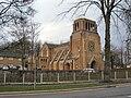 All Saints' Church, Hale Barns, 2006.jpg