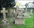 All Saints, Selsley, Gloucestershire ... angel. - Flickr - BazzaDaRambler.jpg