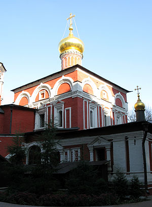 All Saints Church in Kulishki 11.jpg, автор: Rotatebot