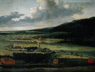 Allaert van Everdingen - Cannon Foundry of Julitabroeck, Södermanland