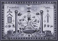 Да винчи член масонского общества