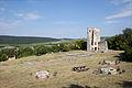Alsódörgicse, ruin of medieval church-2.jpg