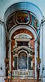 Altare fondo navata sinistra Palma il Giovane Duomo nuovo Brescia.jpg