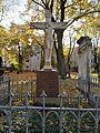 Alter Garnisonsfriedhof Berlin Okt.2016 Emil Frommel.jpg
