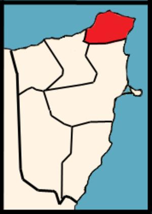 Alula District - Image: Aluula district