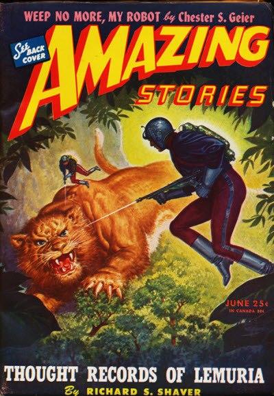 Amazing stories 194506
