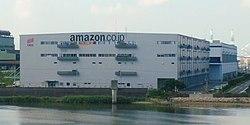 亚马逊日本