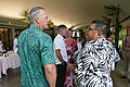 Ambassador Scott Brown and Gail Brown on their second visit to Samoa - Feb 2018 (25165648457).jpg