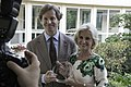 Ambassador Trevor Traina presented Elisabeth Gürtler with the Embassy's Cultural Icon Award - 2019-06-19 -d.jpg
