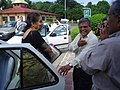 Ambika Soni Visiting Science City - Kolkata 2006-07-04 04773.JPG