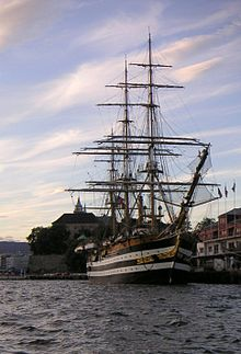 Vespucci Ship