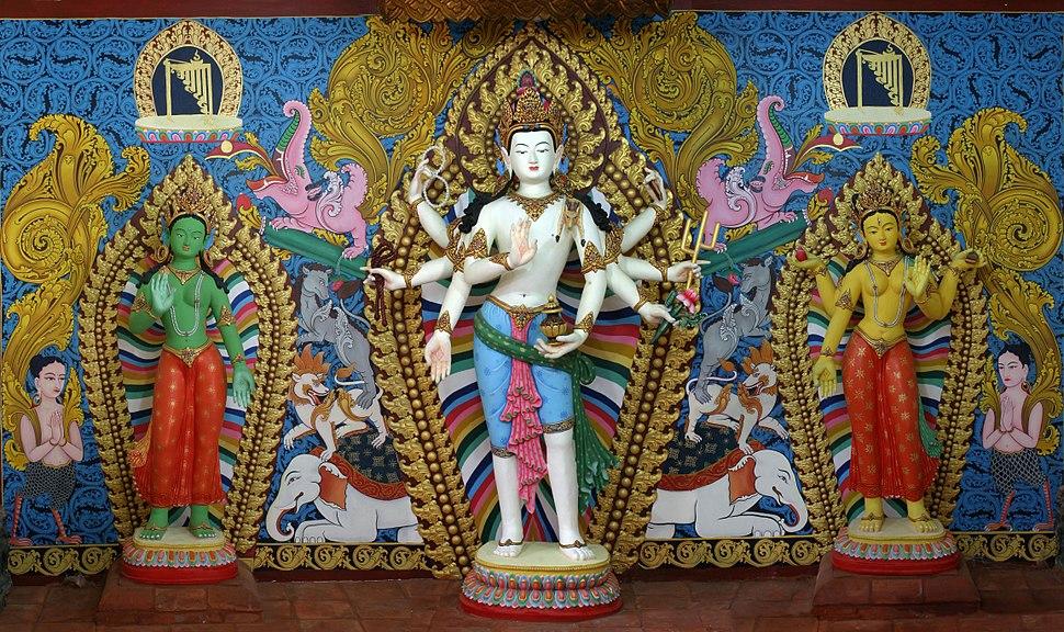 Amoghpasha lokeshvara image