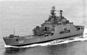 "Amphibious landing ship ""Mitrofan Moskalenko"" in 1994.JPEG"