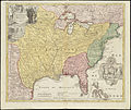 Amplissimae regionis Mississipi seu provinciae Ludovicianae â R.P. Ludovico Hennepin Francisc. Miss... (2674748357).jpg