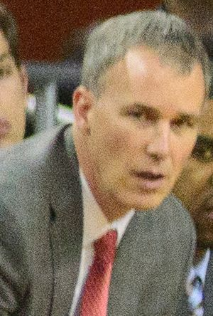 Andy Enfield - Enfield in 2014.