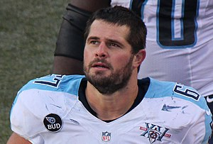 Andy Levitre - Levitre with the Tennessee Titans in 2013