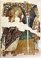 Angelo gabriele e santo, xiii secolo, da s. andrea a ferrara.jpg