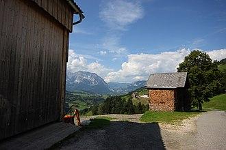 Agriculture in Austria - A farm in Austria