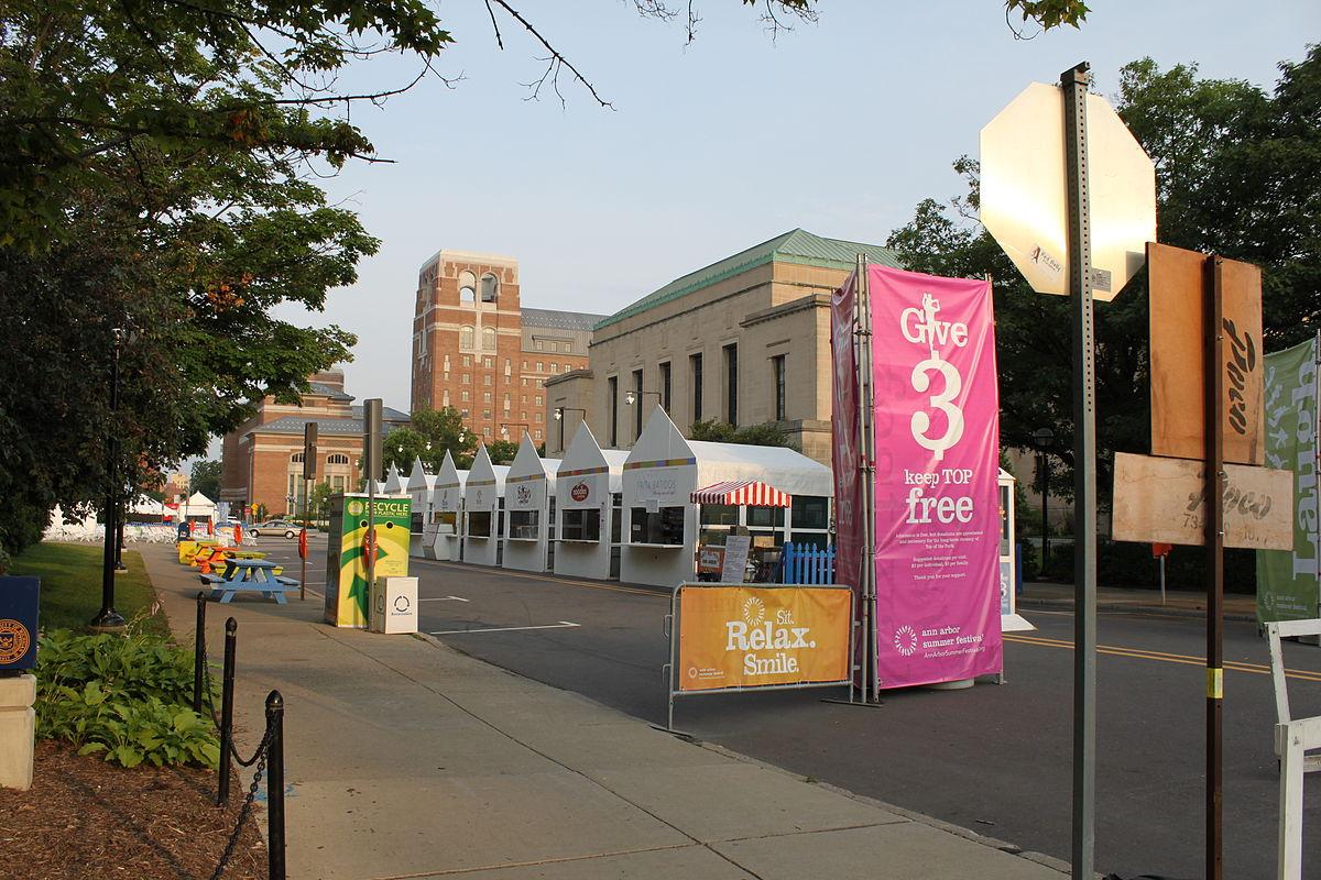 Summer Fun >> Ann Arbor Summer Festival - Wikipedia
