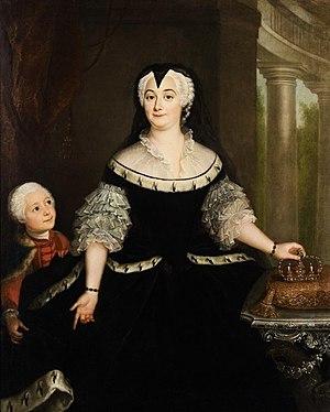 Anna Sophie Charlotte of Brandenburg-Schwedt - Anna Sophia Charlotte of Brandenburg-Schwedt, Duchess of Saxe-Eisenach.