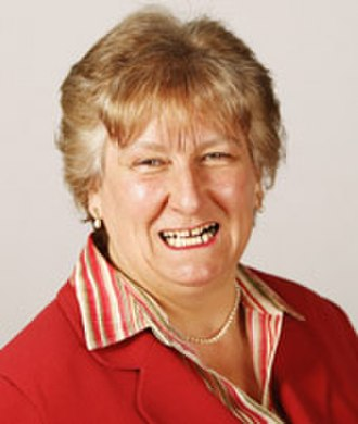Scottish Parliament election, 2011 - Image: Annabel Goldie MSP20110510