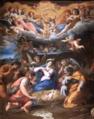 Annibale Carracci Adorazione dei Pastori Orleans.png