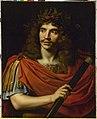 Anonyme - Molière (1622-1673) dans le rôle de César de ''La Mort de Pompée'' - P2258 - Musée Carnavalet - 2.jpg