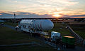 Antares CRS Orb-3 rollout (201410240009HQ).jpg