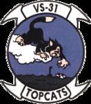 Anti-Submarine Squadron 31 (US Navy) insignia 1988.png