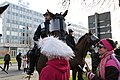 Antifascist protest Dresden 2020-02-15 blockade St. Petersburger Straße 12.jpg