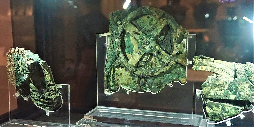 Antikythera Mechanism - National Archaeological Museum, Athens by Joy of Museum