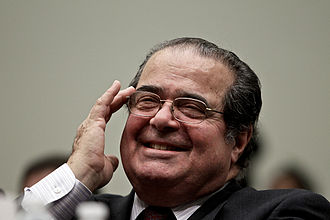 Antonin Scalia - Scalia in 2010