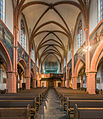 Antoniuskirche, Frankfurt, Nave and Organ 20150820 5.jpg