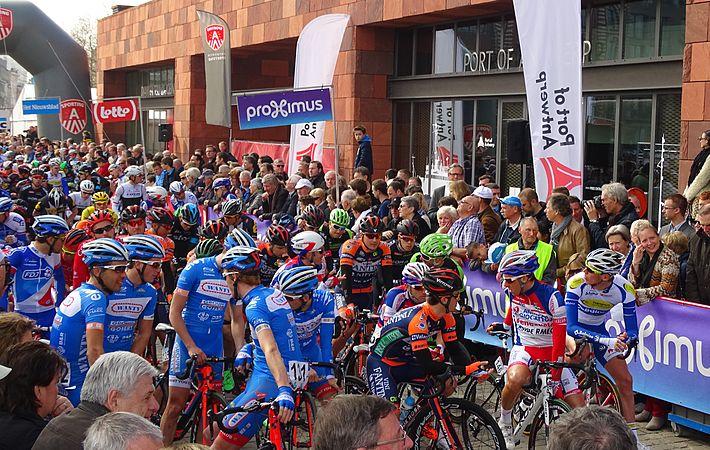 Antwerpen - Scheldeprijs, 8 april 2015, vertrek (C07).JPG