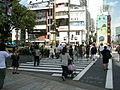 Aoyama-Omotesando Crossing in 2009.jpg