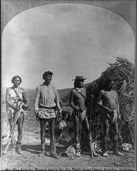 Apache warriors