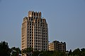 Apartment buildings near National Museum of Natural Science (Taichung) 02.jpg