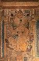 Arazzo con gloria di san nicola, forse usato come paliotto, xvii secolo 02.jpg