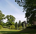 Arboretum du château de Neuvic d'Ussel vue pittoresque.JPG