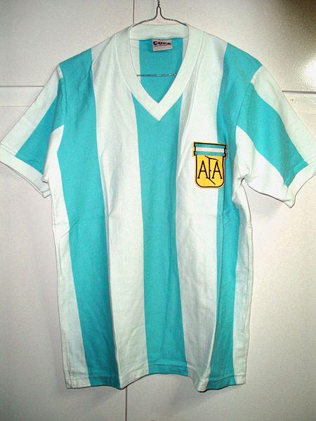 Planteles de la Seleccion Argentina desde 1978