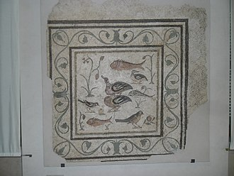 National Archaeological Museum of the Marche Region - One of exhibits