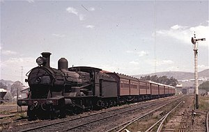 New South Wales C32 class locomotive - Image: Arhs kiama 3295