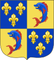 Arms of the Dauphin of France.svg